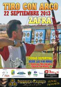 CARTEL V Trofeo San Miguel Viriato - Zafra 2013